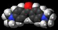 Michler's ketone molecule spacefill.png