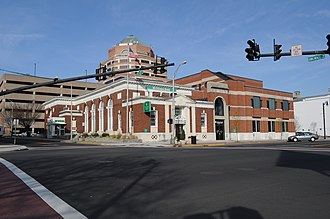 Farmers and Mechanics Bank (Middletown, Connecticut) - Image: Middletown, CT former Farmers & Mechanics Bank 01