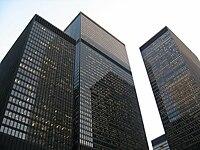 North Bay Cadillac >> Toronto–Dominion Centre - Wikipedia