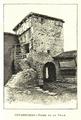 Miguel Joarizti (1887) Covarrubias, torre de la Villa.png
