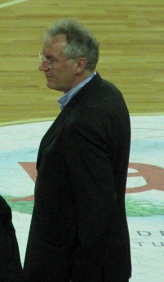 Mihovil Nakić - Nakić, in 2010.