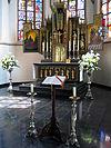 mijdrecht, driehuisplein, rk kerk hoofdaltaar 5395