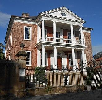 Miles Brewton House - Miles Brewton House