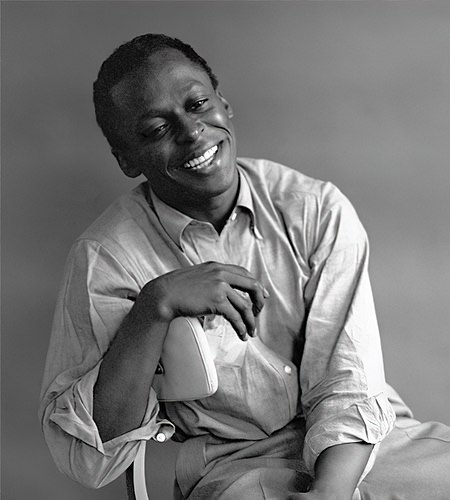 Miles Davis by Palumbo cropped