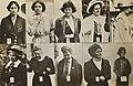 Militant Suffagettes for surveillance sheet 1 Margaret Scott (Margaret Gertrude Schencke) Olive Leared (née Hockin) Margaret McFarlane Mary Wyan et al.jpg