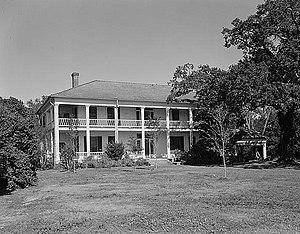 Grass Lawn (Gulfport, Mississippi) - Grass Lawn in 1978