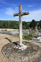 croix de cimetière de Milon-la-Chapelle