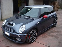 Mini John Cooper Works Gp Kit 2006 Edit