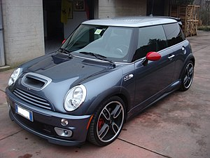 Mini Hatch - Mini John Cooper Works GP