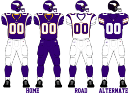 Minnesota Vikings 2007 Uniforms.png