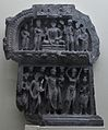Miracle at Uruvilva - Jamalgarhi - Gandhara - Indian Museum - Kolkata 2012-11-16 1926.JPG