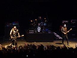 Misfits Gruppo Musicale Wikipedia