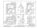 Mission San Buenaventura, East Main Street and South Figueroa Street, Ventura, Ventura County, CA HABS CAL,56-VENT,1- (sheet 7 of 10).png