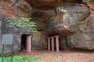 Mithraeum - A mithraeum found in the German city of Saarbrücken