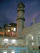 Mohabbat Khan Mosque, Peshawar.jpg