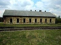 Moldau, Bahnhof-Lokhaus.04.JPG