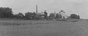 Mologa - A view of Mologa around 1910