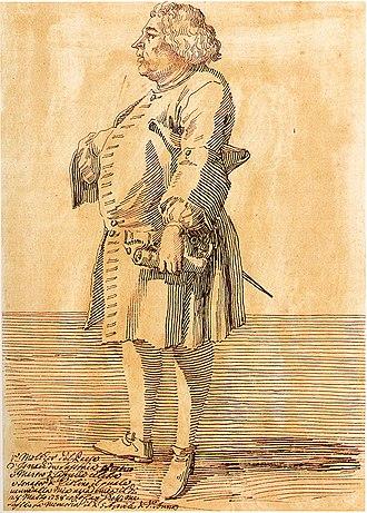 Johann Melchior Molter - Johann Melchior Molter