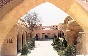 Monastery of Saint Macarius the Great - Image: Monastery of Saint Macarius the Great 13