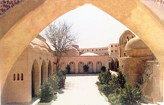 Monastery of Saint Macarius the Great - Image: Monastery of Saint Macarius the Great 13