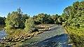 Moncey, le barrage sur l'Ognon.jpg