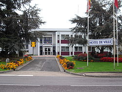 Mondelange - Town hall - 2.jpg