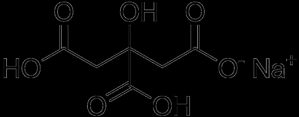 Monosodium Citrate Wikipedia