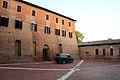Monte oliveto maggiore, abitazioni dei fattori, 03.JPG