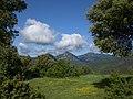 Montpetit, Montmajor i Puig Ou (maig 2011) - panoramio.jpg