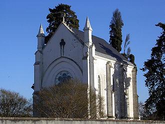 Jean Maximilien Lamarque - Lamarque's tomb