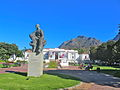 Monument in The Company's Gardens - statue.JPG