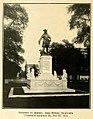 Monument to General James Edward Oglethorpe in Savannah, Georgia, 1910.jpg