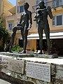 Monument to Murdered Jews of Corfu - Plateia Solomou - Evraiki District - Old Town - Corfu - Greece - 01 (41562217274).jpg