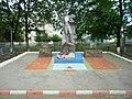 Monumentul gloriei militare din Mărculești.JPG