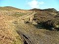 Moorland Track in Strath Fionan. - geograph.org.uk - 329047.jpg