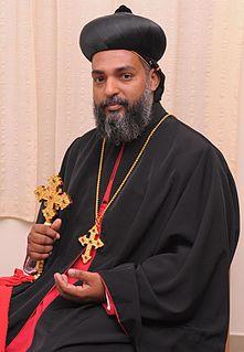 Philoxenos Zacharias Metropolitan of Malabar Diocese