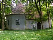 Kaplica ewangelicka, ul.Dąbrowskiego
