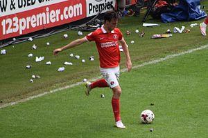 Morgan Fox (footballer) - Image: Morgan Fox, Charlton