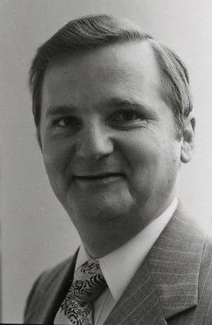Morton Blackwell - Blackwell in 1981.