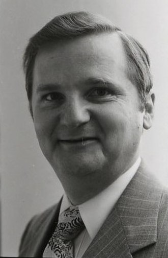 Morton Blackwell - Blackwell in 1981.