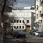 Moskova, B Levshinsky 4, Mexico.jpg büyükelçiliği