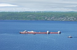 Motor vessel Blough aground in Lake Superior (Image 1 of 5) 160602-G-ZZ999-001.jpg