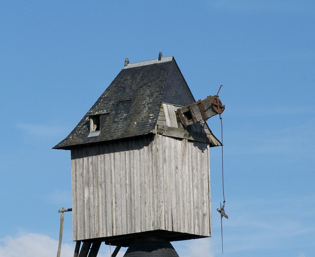 Moulin vent de la garde wikip dia for Moulin de la housse
