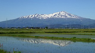 Mount Chōkai Active volcano in the Tohoku region of Japan