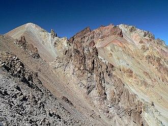 Kayseri Province - Image: Mount erciyes