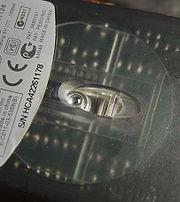 Мышь с оптическим датчиком