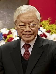 President of Vietnam Head of state of Vietnam