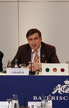 Msc 2008-Saturday, 16.00 - 18.00 Uhr-Zwez 003 Saakashvili.jpg