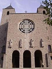 Muensterschwarzach Abteikirche 2