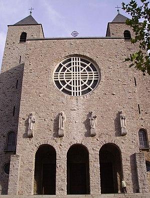 Münsterschwarzach Abbey - Portal